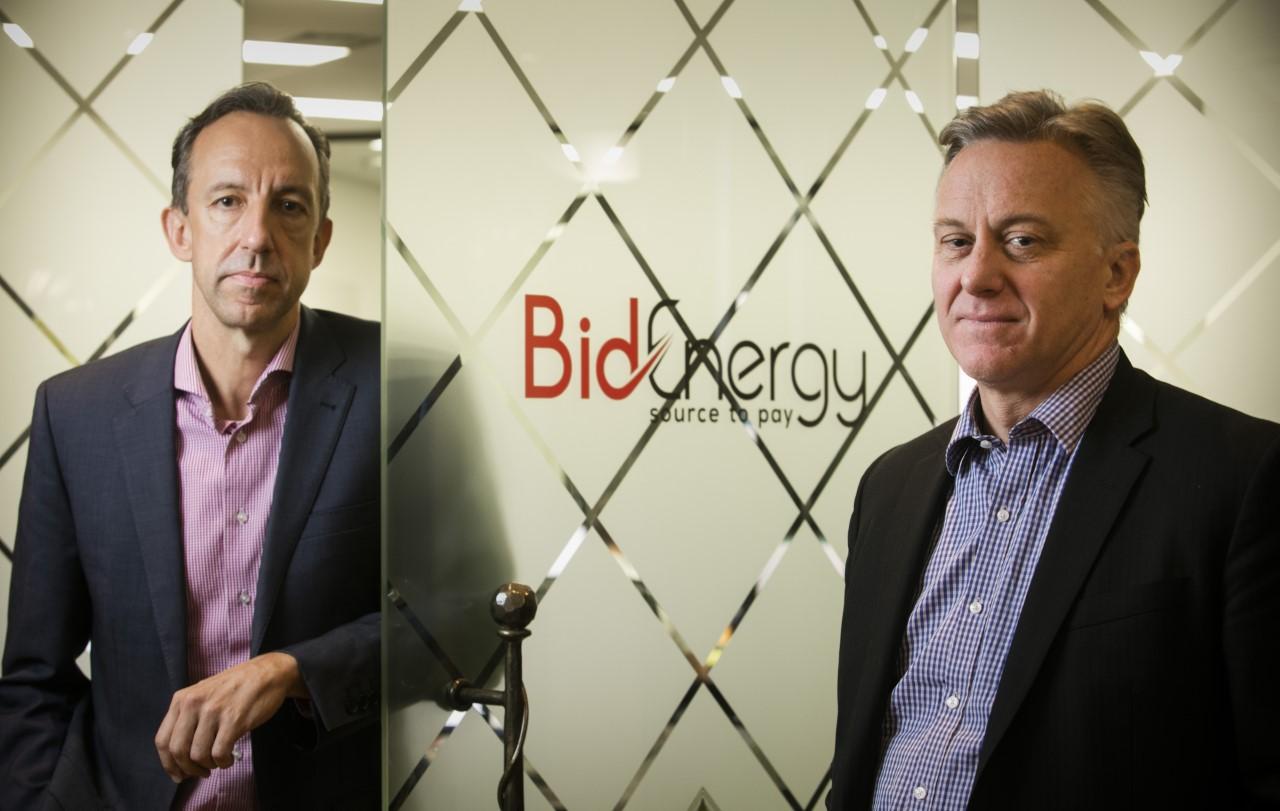 BidEnergy-share-price