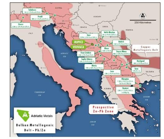Adriatic Metals PLC -