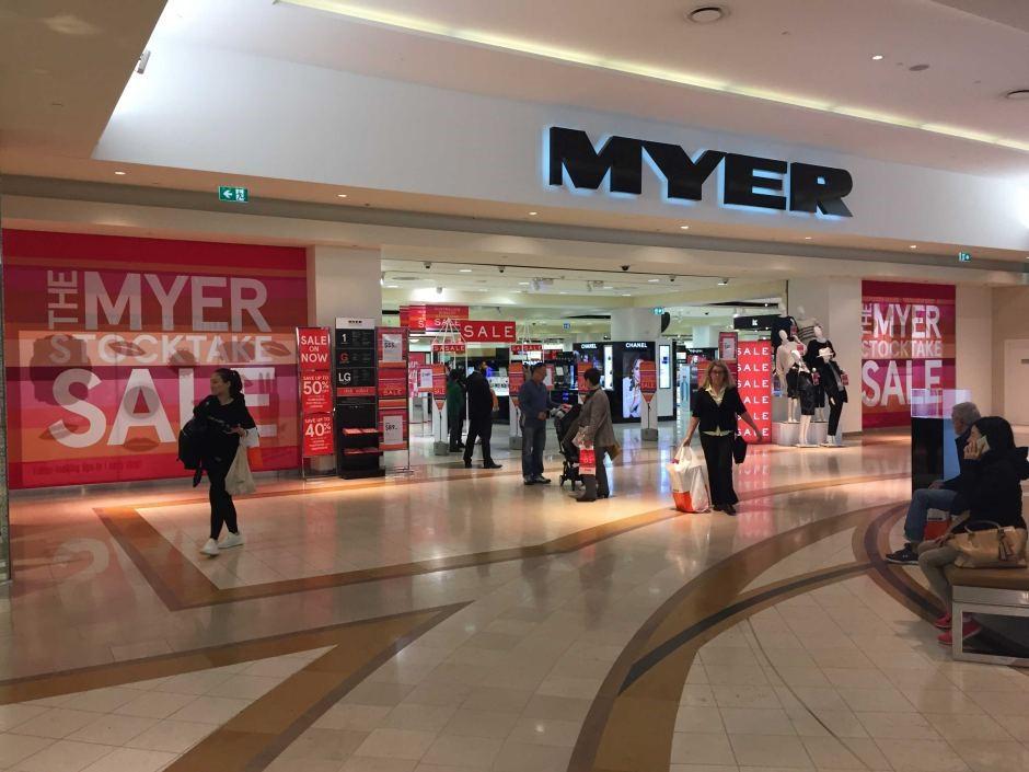 Myer - report