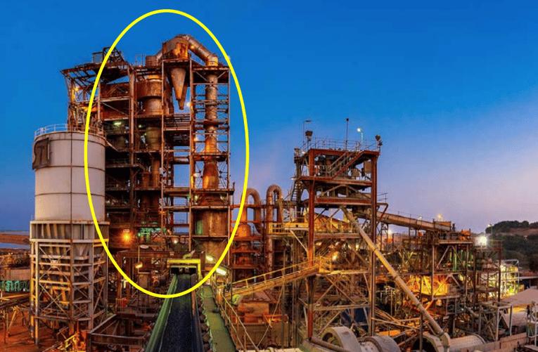 Resolute Mining - Syama Sulphite Circuit