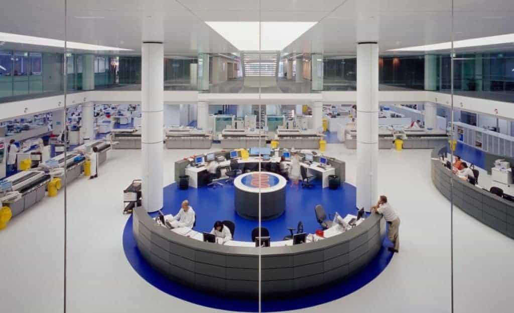 Sonic Healthcare - shareholders