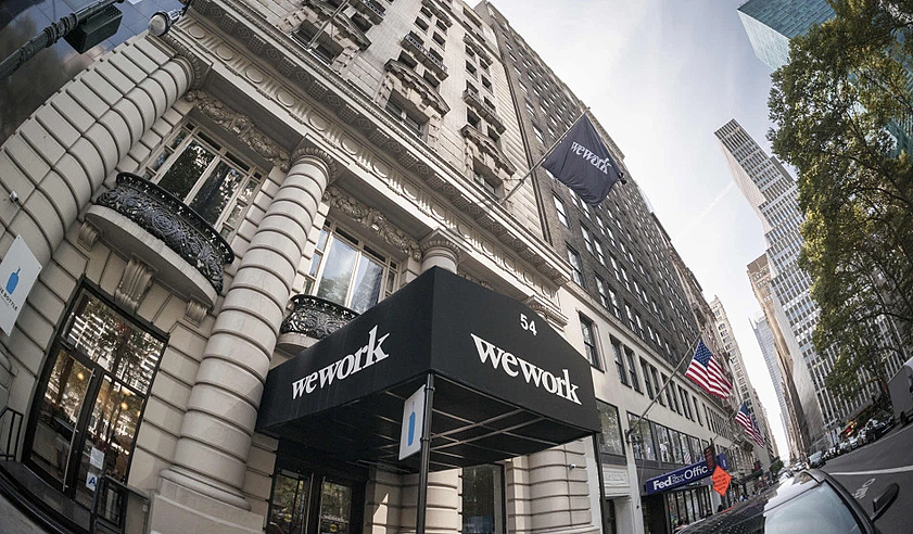 WeWork - Failed Report