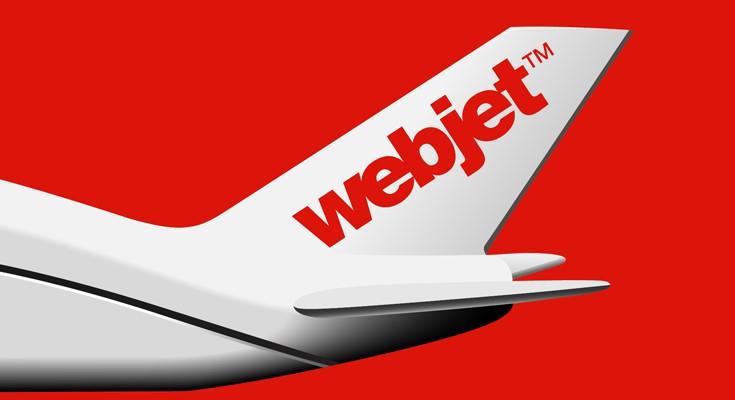 Webjet - up 7%