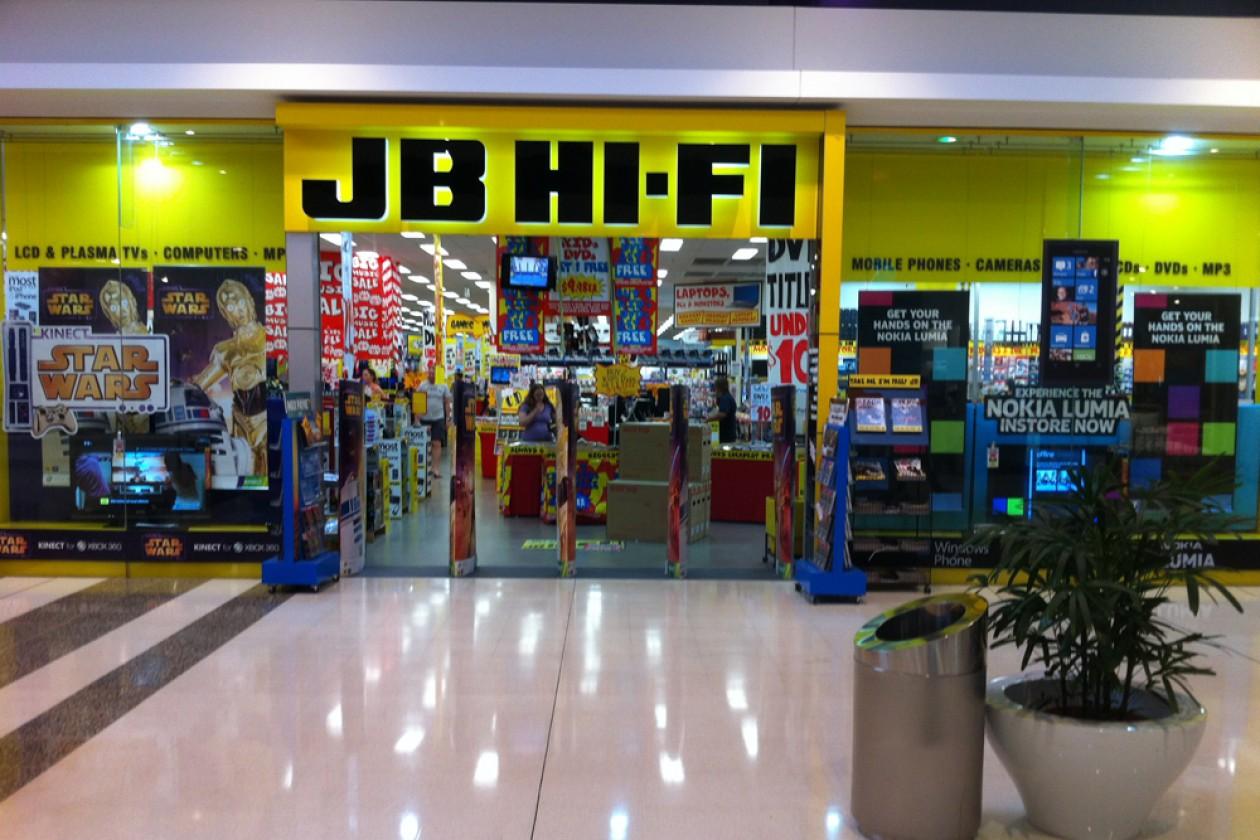JB-hifi-stock-price