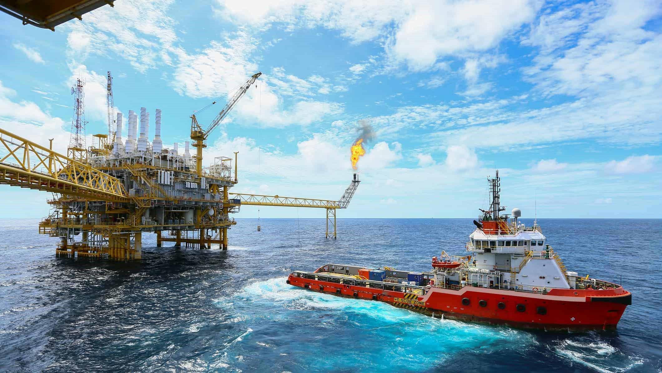 Woodside Petroleum - Report