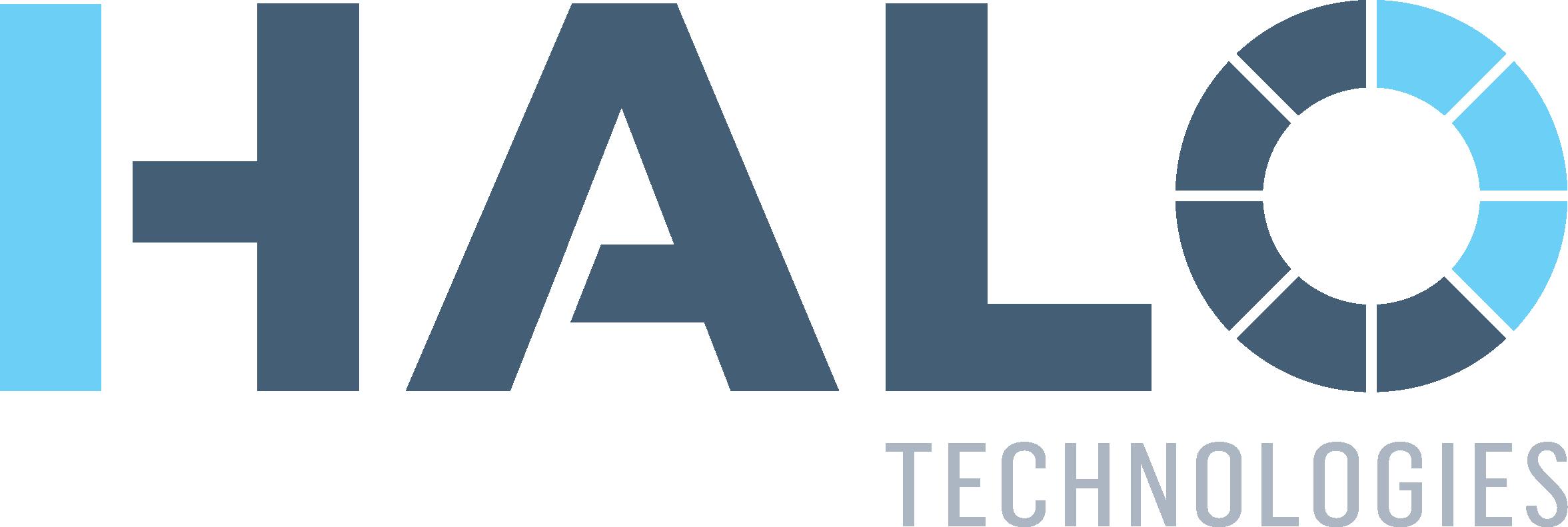 HALO Tech Logo CMYK